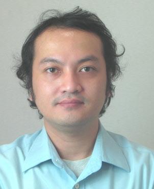 Roberto Masami Prabowo, S.S., M.Si.