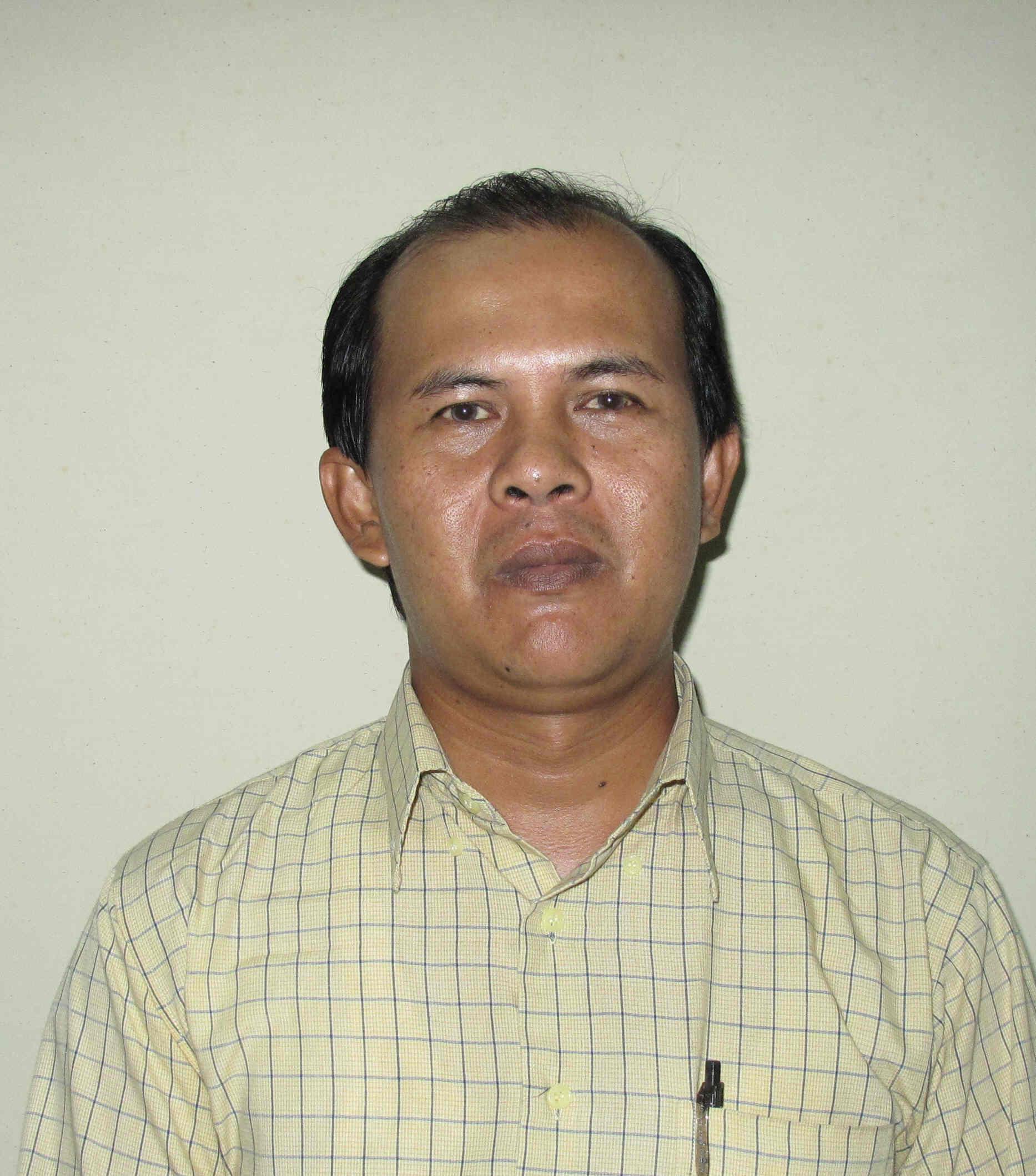 Dr. Zahedi, S.Si., M.T.