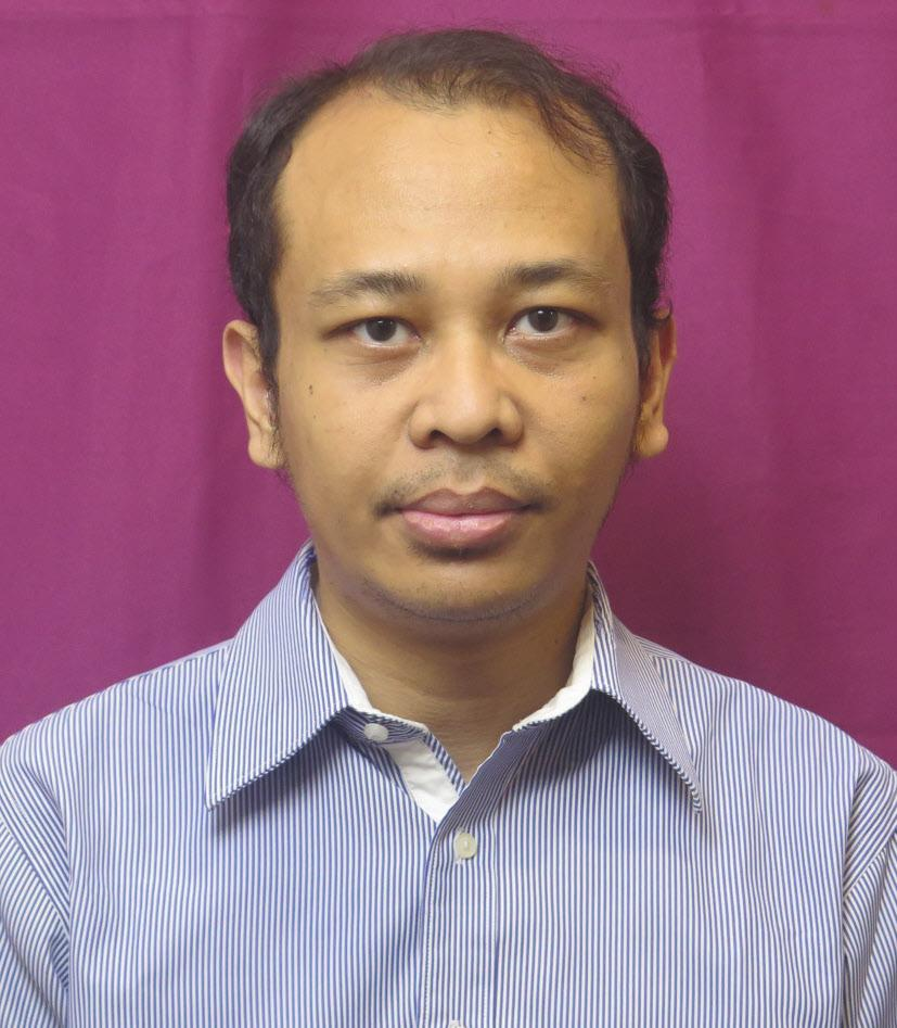 Dr. Faris Kasenda, S.E., M.S.M.