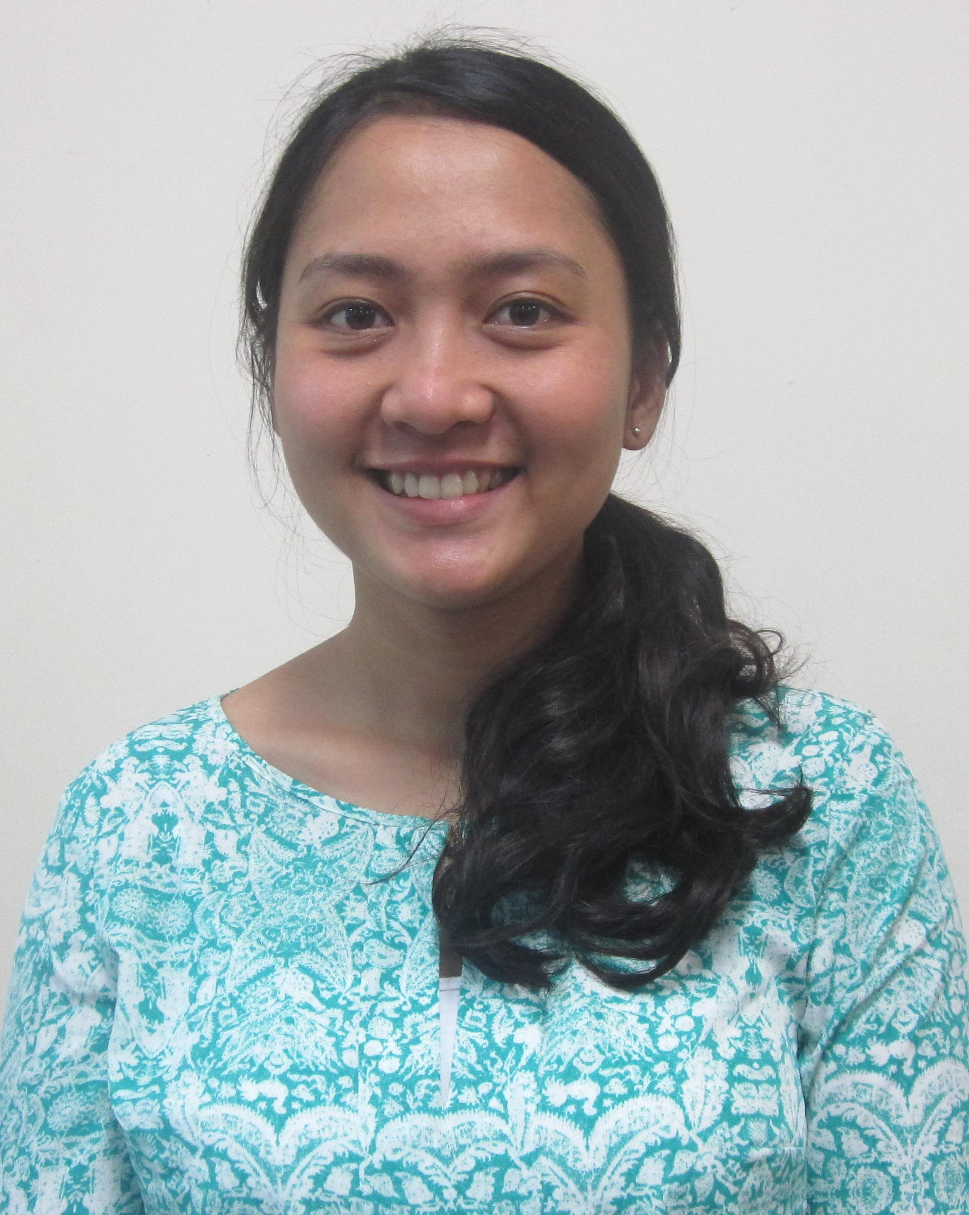 Anggita Dian Cahyani, S.Psi., M.A.