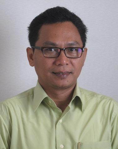 Bambang Dwi Wijanarko, S.Si., M.Kom