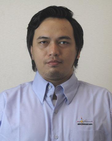 Anzaludin Samsinga Perbangsa, S.Kom., M.M.S.I