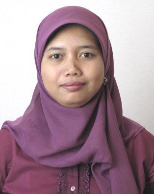 Anita Rahayu, S.Si., M.Si.