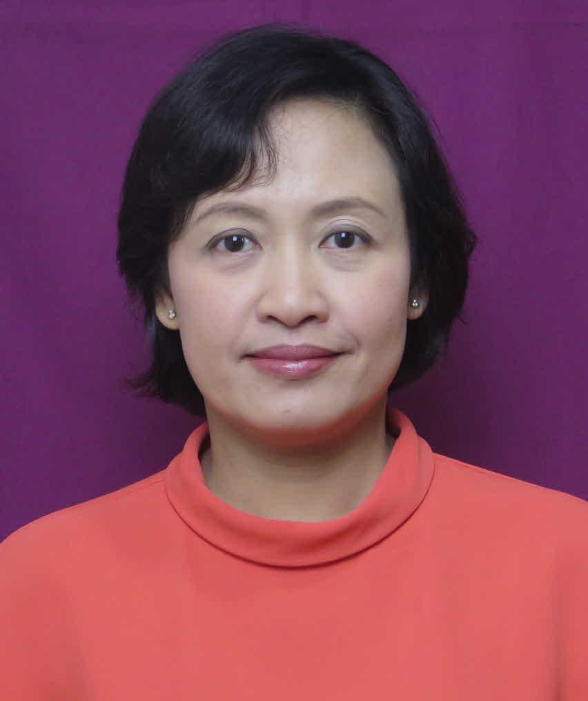 Dr. Amia Luthfia, S.P., M.Si