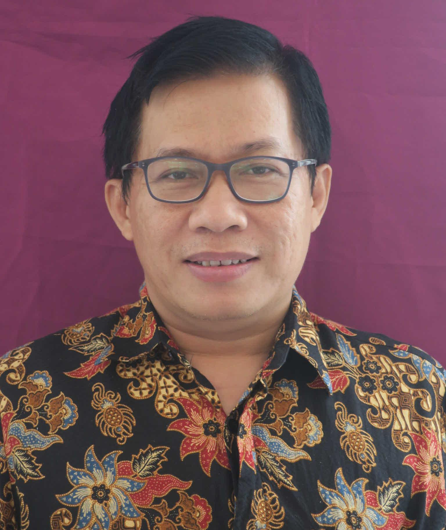 Dr. Iwan Supriyadi, S.T., M.Si.