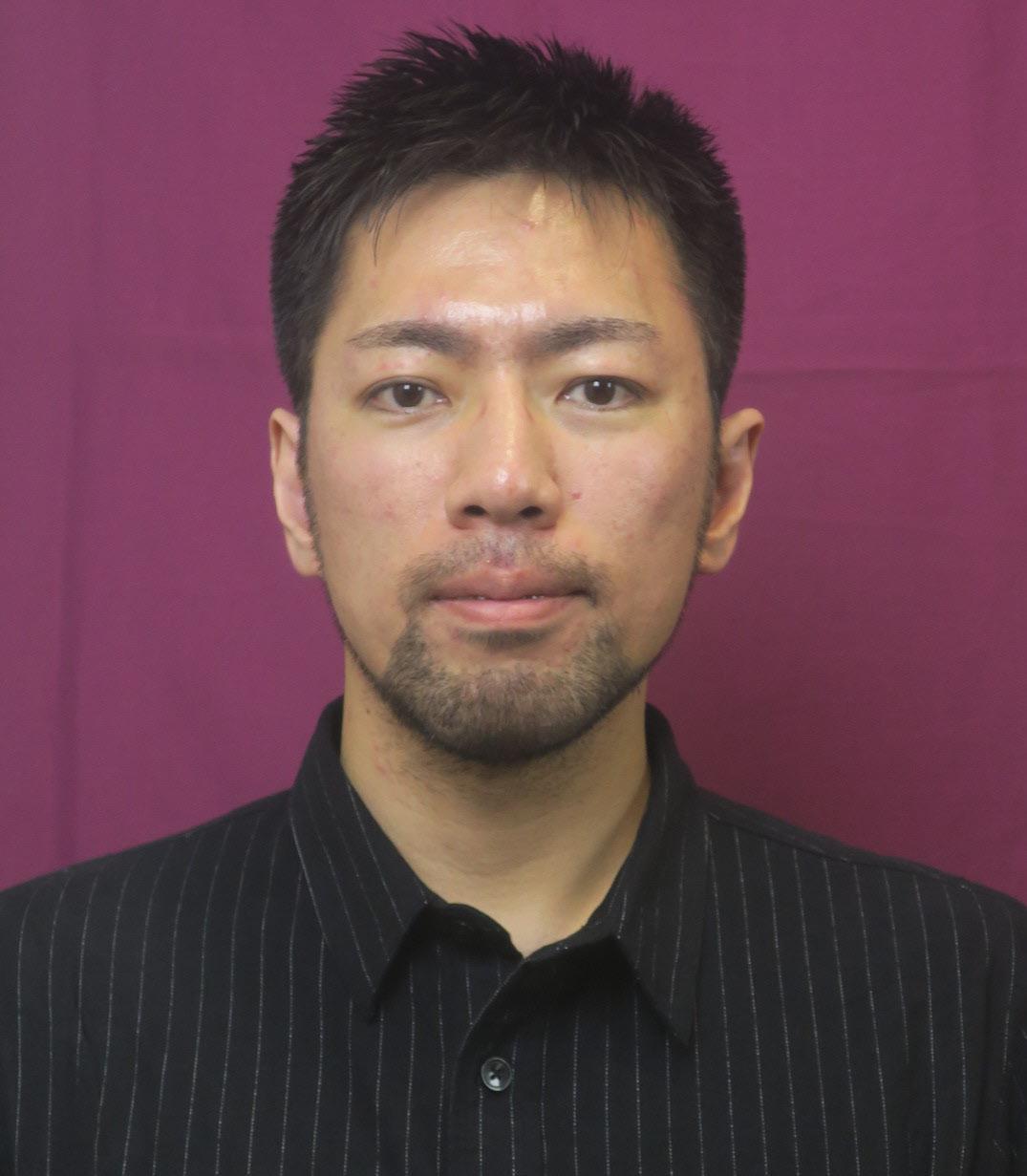 Masamu Kamaga, B.Eng., M.Eng., Ph.D