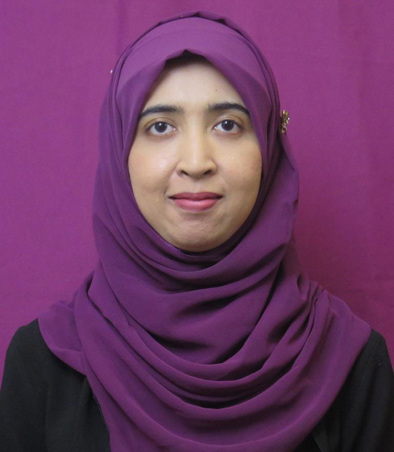 Amalia Zahra, S.Kom., Ph. D.