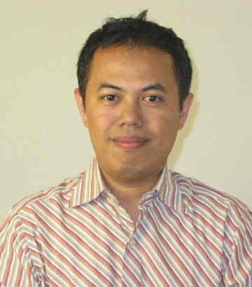 Arif Prijono Susilo Ahmad, S.Sn., M.Sn.