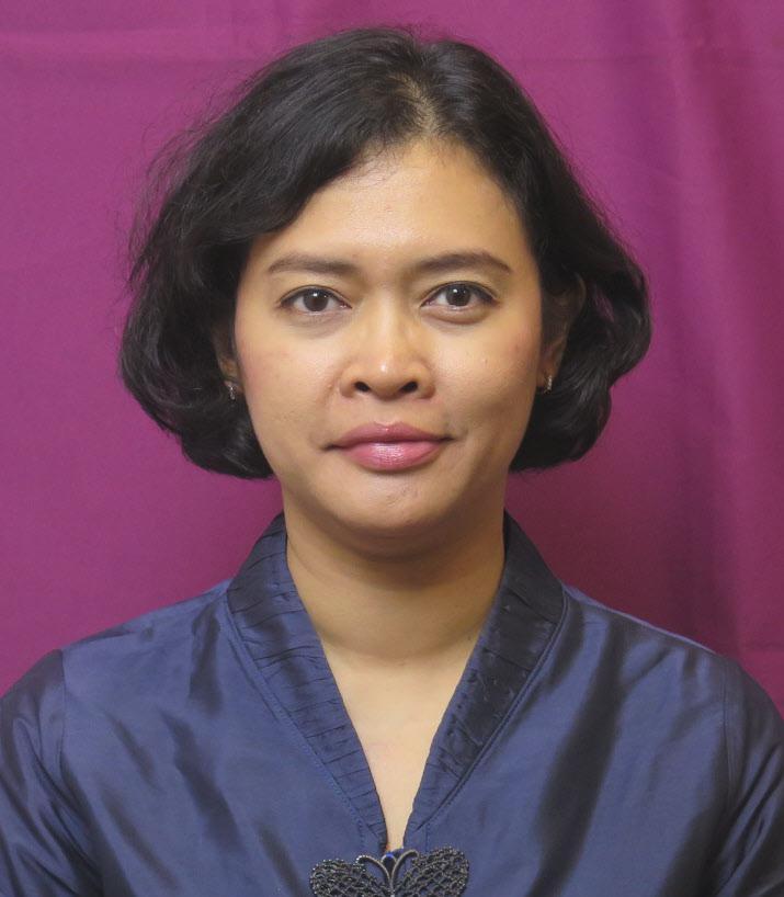 Dinna Wisnu, S.IP., MA., Ph.D.