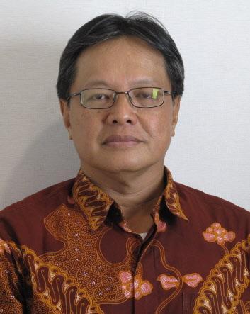 Dr. Ir. Benny Ranti,  M.Sc.